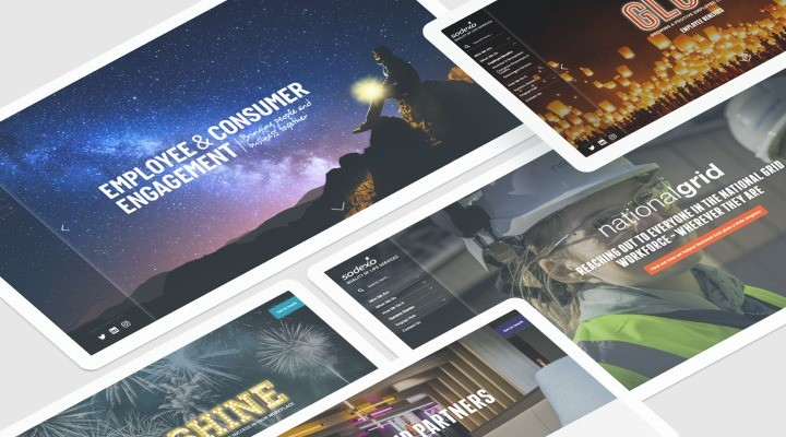 Splitpixel Website Examples