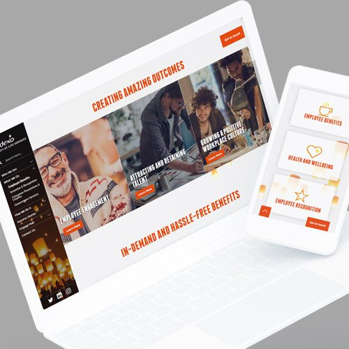 Cross platform website design