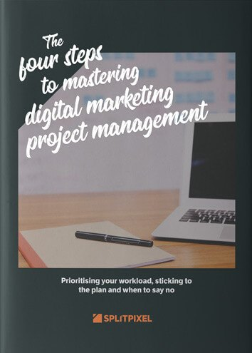 the four steps to mastering digital marketing project management